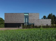 Timmermans-Venderink House By Egide Meertens Architecten-Photographs© Philippe van Gelooven-01