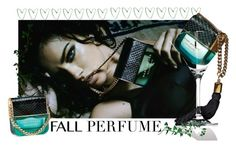 """""""Decadence: Fall Perfume"""" by chris-saada on Polyvore featuring beauty, Marc Jacobs, marcjacobs and fallperfume"""
