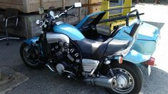 yamaha 1200 vmax / saxo2 - Annonce Sidecar occasion