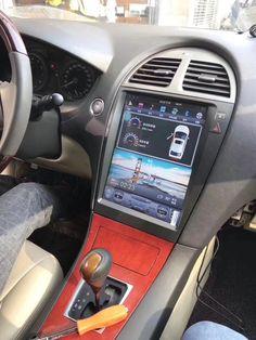 Android Navigation, Lexus Es, Head Unit, Car Videos, Car Audio, Cars, Shoes, Style, Autos