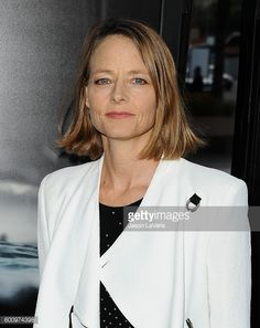 News Photo : Actress Jodie Foster attends a screening of...