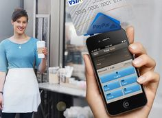 Paypal Here turns your phone into a POS device. Great for small-business owners.