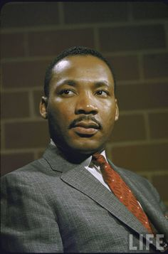 Dr. Martin Luther King Jr. a Republican for CHANGE THROUGH PEACE & NON VIOLENCE!