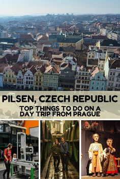 Things to do in Pilsen (Plzen) Czech Republic - Yes you should come here to visit the Pilsner Urquell brewery while visiting Prague but there is more to...