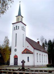 Lohikosken kirkko