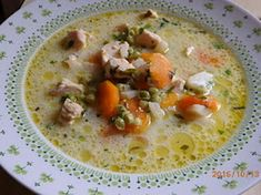 Cheeseburger Chowder, Soup, Chicken, Recipes, Soups, Ripped Recipes, Cooking Recipes, Cubs