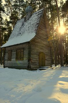 Ethnographic Open-Air Museum of Latvia | by fede_gen88