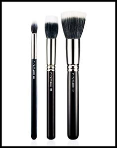 MakeupTip: whenever applying your pressed powder, use a tapered duo fiber brush. It gives your skin an airbrushed effect.