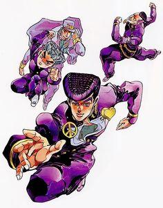 ジョジョの奇妙な冒険のアート Manga Anime, Anime Art, Joker Drawings, Mundo Geek, Jotaro Kujo, Jojo Bizzare Adventure, 2d Art, Japanese Artists, Jojo Bizarre