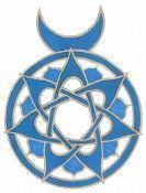 color septagram lotus M Symbol, Sacred Geometry Tattoo, Fibonacci Spiral, Unicorns And Mermaids, Sea Monsters, Flower Mandala, Flower Of Life, Book Of Shadows, Faeries