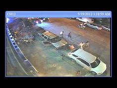 Marcus Heilderberg, 23, was killed outside a bar near Truman and McGee at about 1:20 a.m. May 19, 2012. This is surveillance video from the scene. Many people were present, and tips are needed to solve the case. Call 816-474-TIPS (8477)