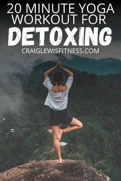 You've probably already noticed, but Yoga for detoxing are becoming super popular right now. In fact, anything related to Yoga is becoming more popular every day.