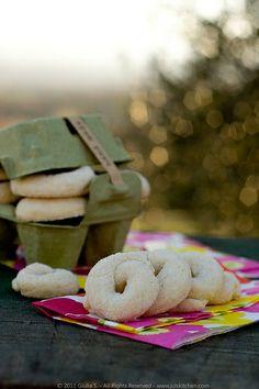 Wine Donut Cookies [Stella Rosa Moscato or Stella Rosa Bianco]