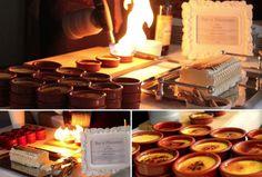 Bar à flammes
