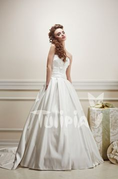 Tulipia Happy - Kolin Wedding Dresses, Happy, Fashion, Bride Dresses, Moda, Bridal Gowns, Fashion Styles, Weeding Dresses, Ser Feliz