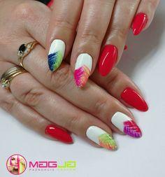 #paznokcie #ombre #ombrenails #nails #kraków #stylizacjapaznokci #salonmanicure #babyboomer #gelnails #hybridnails #paznokciehybrydowe…
