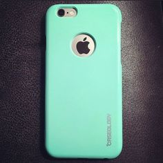 My new Tiffany colored case  #love #iphone6s #tiffanyblue #case #caseology #obsessed #instadaily by karabaee