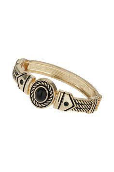 Opaque Stone Bracelet Wallis