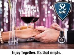 Enjoy Together. It's that simple.  #EnjoyTogether a romantic weekend! #TGIF