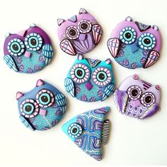 Brooches1 by Verundela, via Flickr