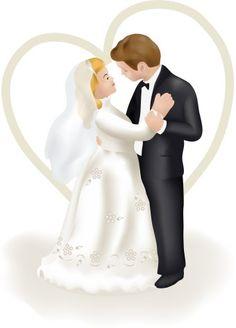 Noivinhos para Convite | Várias imagens de Noivinhos para Casamento