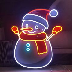 Christmas Tree Wallpaper Iphone, Wallpaper Iphone Neon, Holiday Wallpaper, Christmas Cartoons, Christmas Icons, Christmas Snowman, Wallpaper Natal, Custom Neon Signs, Sign Lighting