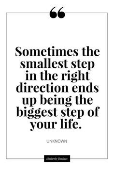 being open minded. taking little steps all over the place Wisdom Quotes, True Quotes, Quotes To Live By, Motivational Quotes, Inspirational Quotes, Job Quotes, Motivation Positive, Positive Quotes, Empowering Quotes