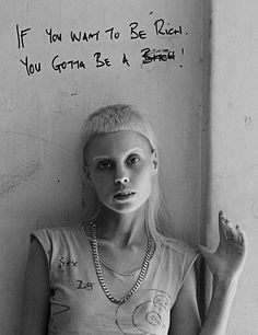 Yolandi, Die Antwoord |Pinned from PinTo for iPad|