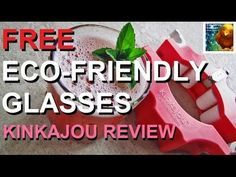 Free Environmentally Friendly Glassware: Kinkajou Review