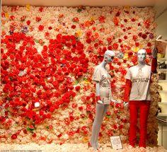 say it with flowers, pinned by Ton van der Veer