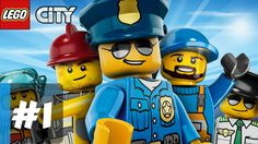 LEGO City My City Andriod IOS Gameplay Part 1