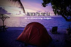 French Polynesia shoestring budget