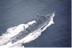 FORO BASE NAVAL - Destructores Tipo Almirante DDG-18 Riveros y DDG-19 Williams…