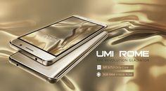 "Оригинальный UMI рим 4 г FDD LTE 5.5 "" дюймовый HD MT6573 Octa ядро 1.3 ГГц 3 ГБ оперативной памяти 16 ГБ ROM 13MP Android 5.1 разблокирован смартфон купить на AliExpress"