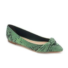 Willow Mignon Knot Flat #r29summerstyle