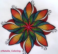 Bright+mandala+with+great+blending+of+colors