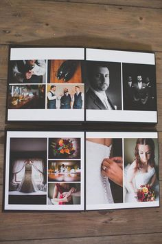 album ideas how to get rid of mold in basement - Basement Wedding Album Layout, Wedding Album Design, Wedding Album Cover, Wedding Photo Books, Wedding Photo Albums, Marriage Album, Buch Design, Book Layout, Photo Layouts