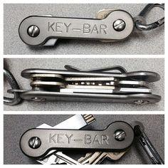 Titanium KEY-BAR - Keybar