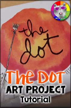 "The Dot Art Project. This is a wonderful, free art lesson not only to do for ""Dot Day"", but you can do it as a Back to School Activity and Growth Mindset activity as well.This is a fun activity that transforms a bulletin board quickly. Back To School Art, Middle School Art Projects, Primary School Art, Secondary Teacher, Color Art Lessons, Art Lessons For Kids, Kindergarten Art Lessons, Art Lessons Elementary, Elementary Teaching"