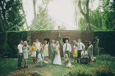 Chantel Marie, Wedding photography, wedding party