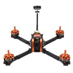 Eachine Tyro99 210mm DIY Version FPV Racing RC Drone F4 OSD 30A BLHeli_S 40CH 600mW VTX 700TVL Cam Sale - Banggood.com Airplane Car, Rc Drone, Remote Control Toys, Retro Toys, Hobbies, Racing, Diy, Helicopters, Alibaba Group