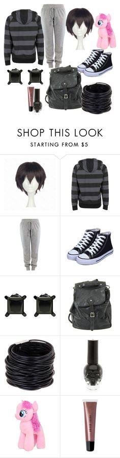 """Zane minecraft mystreet"" by myadoughty45 ❤ liked on Polyvore featuring Saachi, My Little Pony and Bobbi Brown Cosmetics"