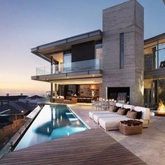 The Clifton House in Cape Town South Africa