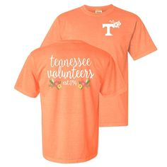 Alumni Hall is a one stop shop for the ultimate collegiate sports fan. With the best selection of your favorite brands like Nike, Nike Golf, Columbia, Cutter & Buck and more, Alumni Hall has everything you need to show your school pride from the office to Tennessee Vols Shirts, Tennessee Girls, Tennessee Volunteers, Comfort Colors, Nike Golf, Sportswear, College, My Style, Tees