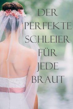 Welcher Schleier passt zu welcher Braut? Alles für deinen perfekten Hochzeitslook findest du hier! So wird deine Hochzeit unvergesslich und du siehst umwerfend schön aus!