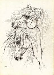 Shop for horse art from the world's greatest living artists. All horse artwork ships within 48 hours and includes a money-back guarantee. Choose your favorite horse designs and purchase them as wall art, home decor, phone cases, tote bags, and more! Horse Drawings, Animal Drawings, Art Drawings, Arabian Art, Arabian Horses, Horse Sketch, Horse Coloring Pages, Watercolor Horse, Horse Artwork