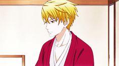 fukigen na mononokean #anime #gif