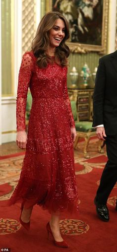 """""""January The Duke of Cambridge,The Duchess of Cambridge, The Earl of Wessex, The Countess of Wessex and Princess Anne are hosting a reception at Buckingham Palace to mark the UK-Africa Investment Summit on behalf of Queen Elizabeth II. William Kate, Prince William And Kate, Prince Harry And Meghan, Estilo Kate Middleton, Kate Middleton Style, Kate Middleton Fashion, Kate Middleton Family, The Duchess, Duchess Of Cambridge"""