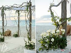 Turks and Cacios decoration ideas/ Tropical Destination Management | Grace Bay Cliub | Brilliant Blog