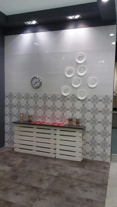 Our booth looks like this at #Cersaie!